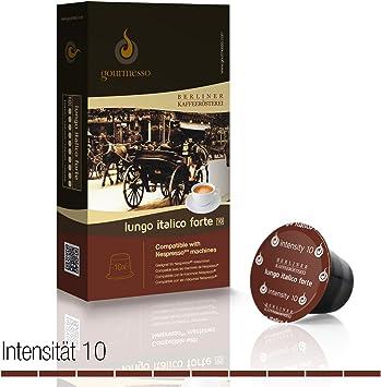 Gourmesso - cápsulas de café para cafetera Nespresso ®: Amazon.es ...