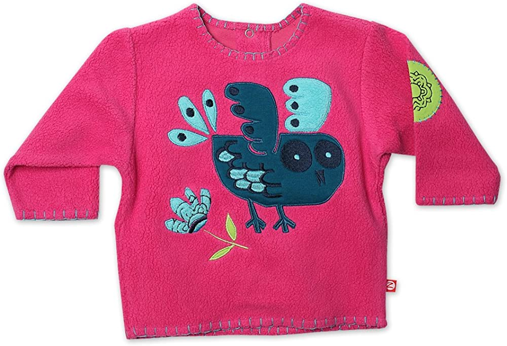 Zutano Unisex Baby Printed Thermal Pullover