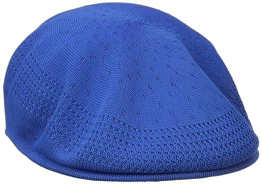6c28a233bb164 Kangol Headwear Men s 0290BC Tropic Ventair 504 Flat Cap Sky Dive(Royal)  (Small