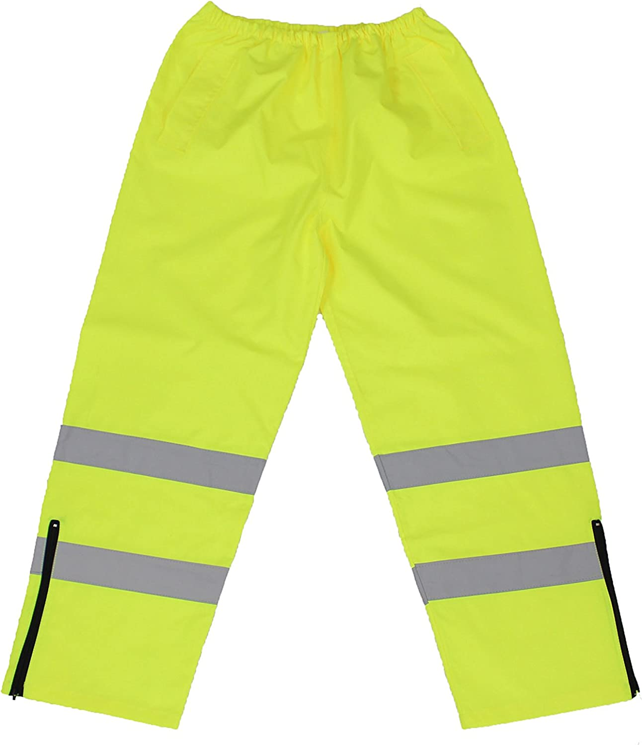 First Class Water Resistant Pants with Reflective Tape