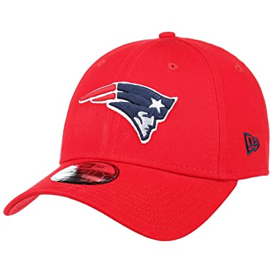 efab4405c0e New Era NFL New England Patriots Reverse Team Colour 9Forty Cap   Amazon.co.uk  Clothing