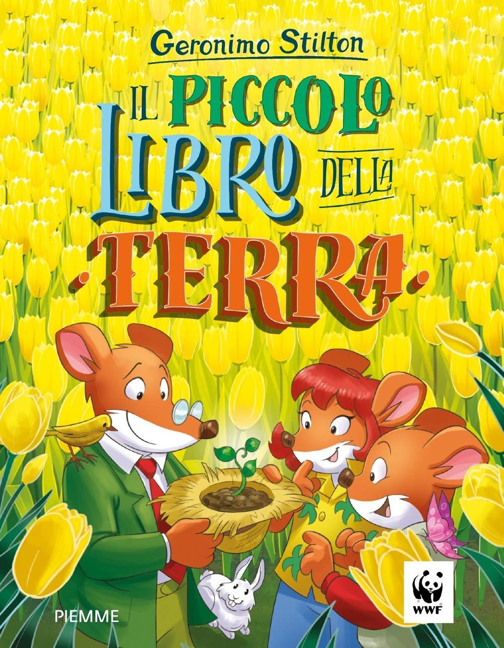 Amazon It Il Piccolo Libro Della Terra Stilton Geronimo Libri