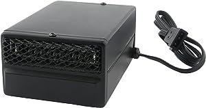 Zerostart 2600900 Interior Car Warmer Compact Plug-in Electric Portable Heater, 3,000 BTU | 120 Volts | 900 Watts