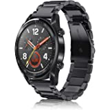 Fintie Correa Compatible con Huawei Watch GT 2/Huawei Watch GT 46mm Sport/Classic/Active/Elite - Pulsera de Repuesto de…