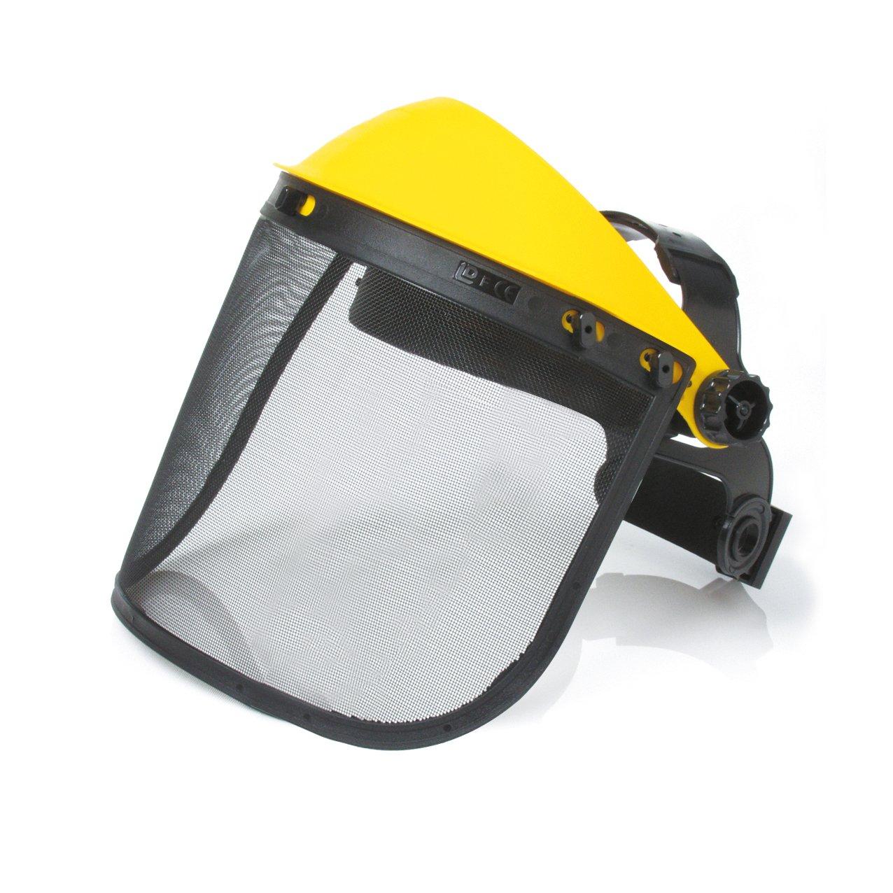 Safetop 79500 - Protector facial facy metal. c/visor malla acero ...
