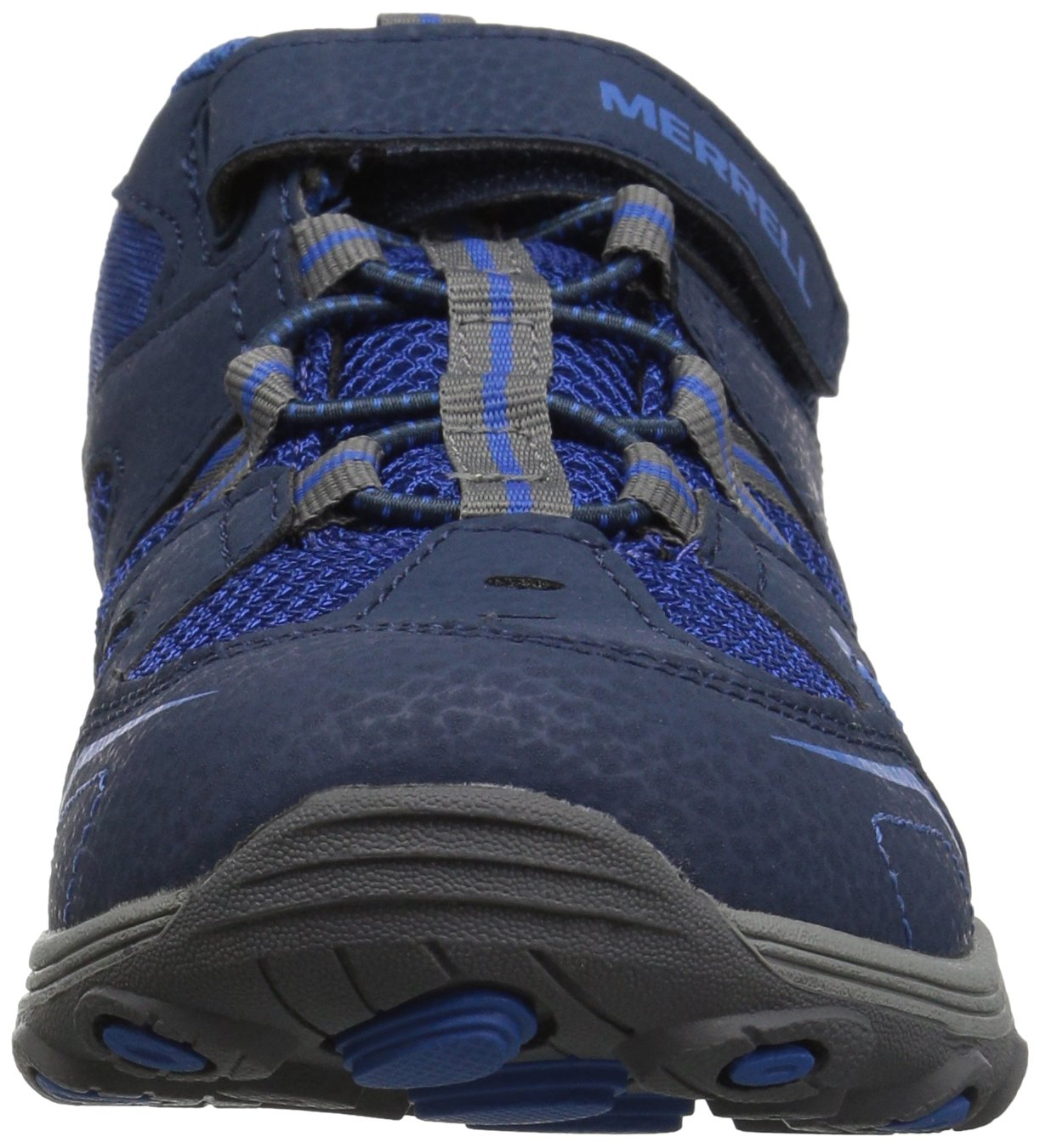 Merrell Trail Chaser Hiking Shoe, Navy, 4 M US Big Kid by Merrell (Image #4)