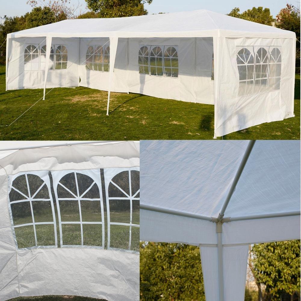 Amazon.com: 10u0027x10u0027Outdoor Canopy Party Wedding Tent Garden Gazebo Pavilion  Cater Events: Sports U0026 Outdoors