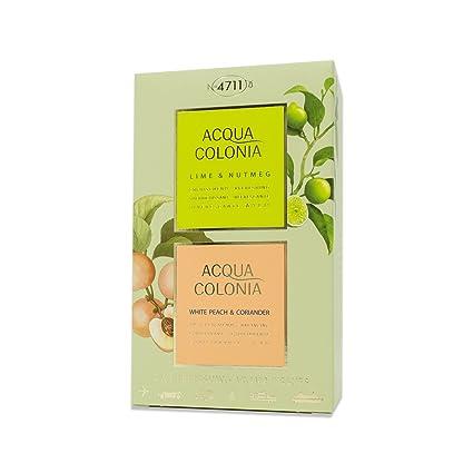 Toallitas refrescantes Acqua Colonia 4711, 2 x 5 unidades