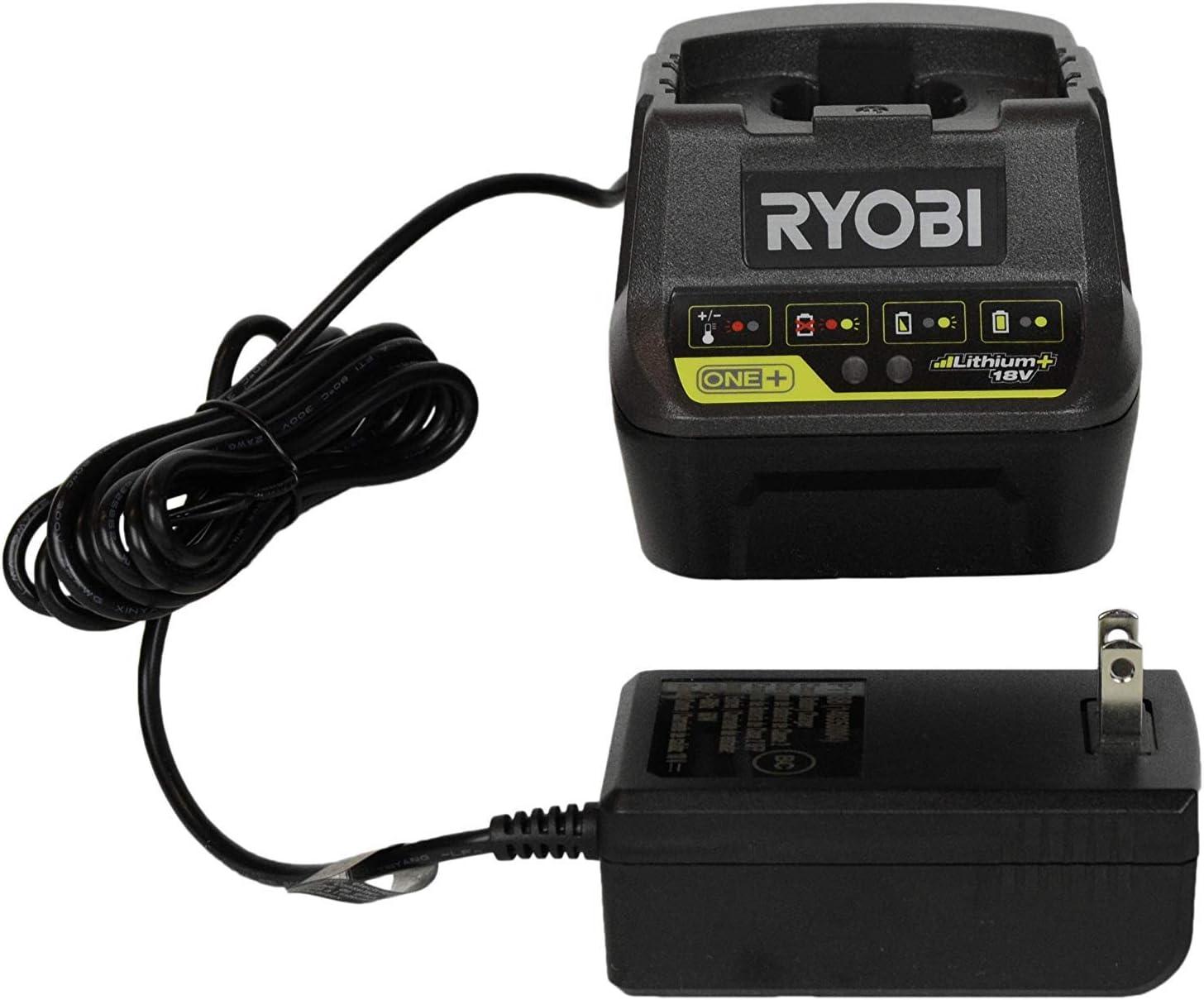 Genuine Ryobi P117 fast charger for all types 18V One For 220V 240V battery