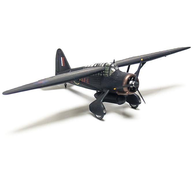 Amazon.com: Westland Lysander aviones 1 – 72 Airfix: Toys ...
