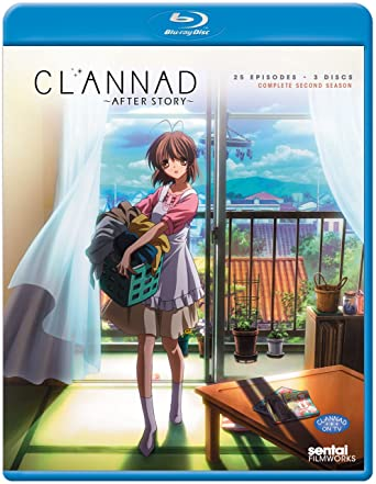 Amazon Com Clannad After Story Season 2 Blu Ray Yuichi