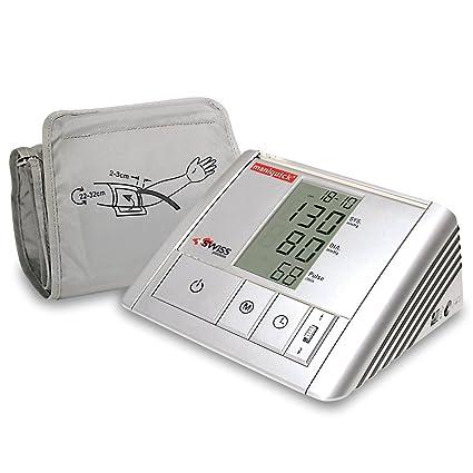 Maniquick MQ 101 Check Quick - Tensiómetro de brazo (automático, incluye cable de alimentación