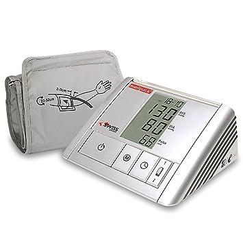 Maniquick MQ 101 Check Quick - Tensiómetro de brazo (automático, incluye cable de alimentación): Amazon.es: Salud y cuidado personal