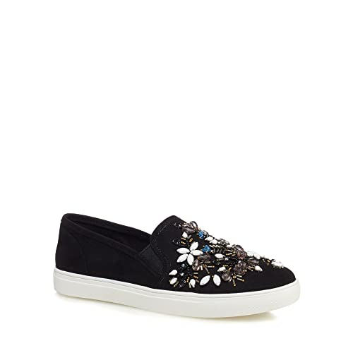 enjoy online Black suedette slip-on trainers official online free shipping pictures amazing price discount cost 5kengNgux3