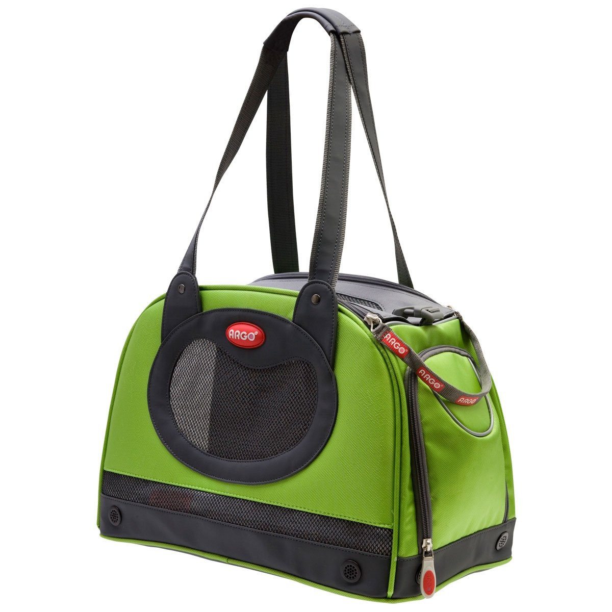Argo by Teafco Petaboard Style B Airline Approved Pet Carrier, Kiwi Green, Medium by Teafco