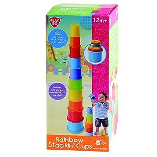 PlayGo 2398–Arcobaleno Mucchio Tazza