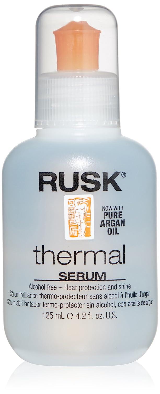 RUSK Designer Collection Thermal Serum with Argan Oil, 4.2 fl. oz.