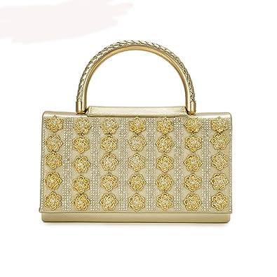 88c3f297ab82 Women luxury handbags Tote women Bag Design gold High Quality Fashion  vintage Shoulder bag Party handbag