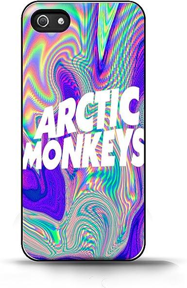 Coque iPhone 5/5S Psychedelic Arctic Monkeys Logo - iPhone 5/5s ...