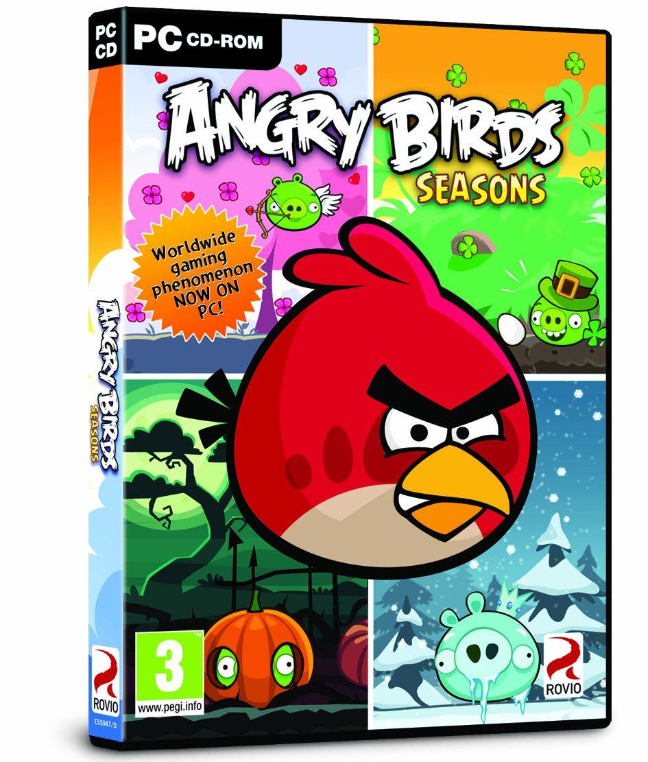 Amazon.com: Angry Birds Seasons(PC CD): Video Games