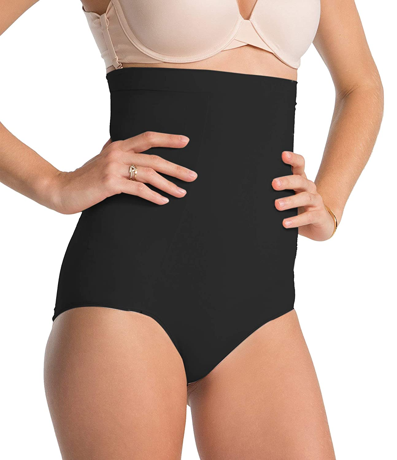58c3caf8b259d High Waist Shaping and Control Thong