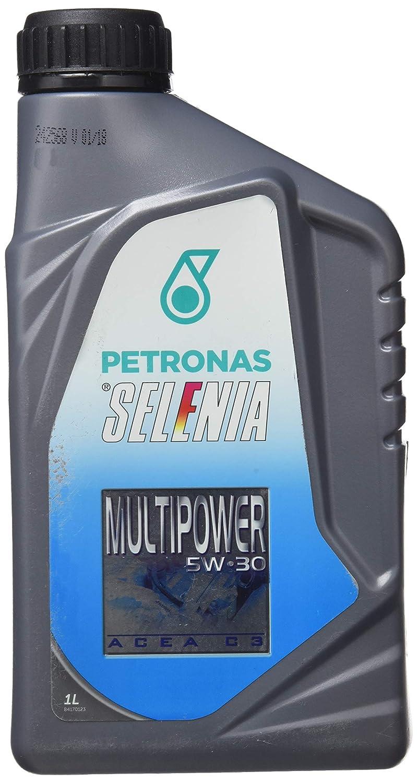 SELENIA 1157 Sintético Aceite de Motor 5W30 Multipower C3: Amazon.es: Coche y moto