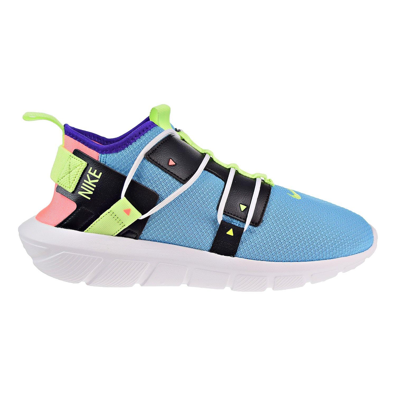 NIKE Vortak Men's Running Shoes Lagoon Pulse/Volt Glow-Black aa2194-402 B07CHNFXX1 8 D(M) US