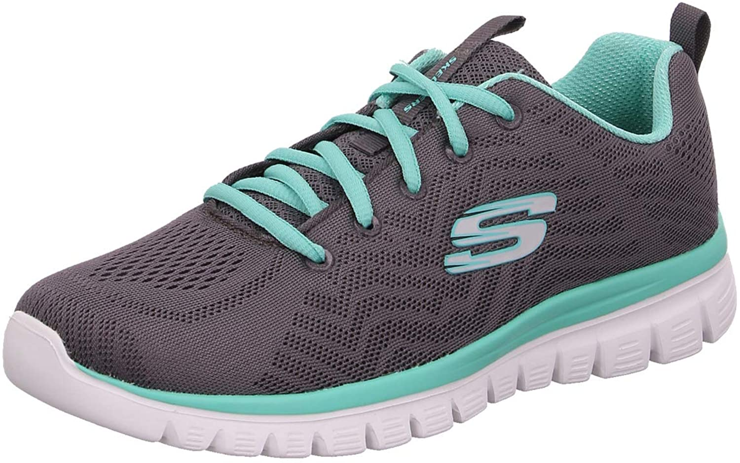 Universal hazlo plano Pronunciar  Amazon.com | Skechers Graceful | Walking