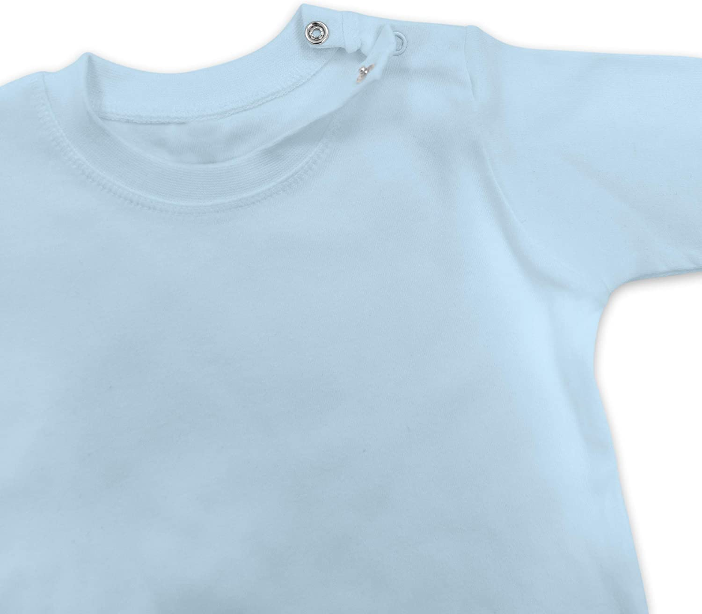 Mrs One Derful Geburtstag Baby Shirtracer Baby T-Shirt Langarm
