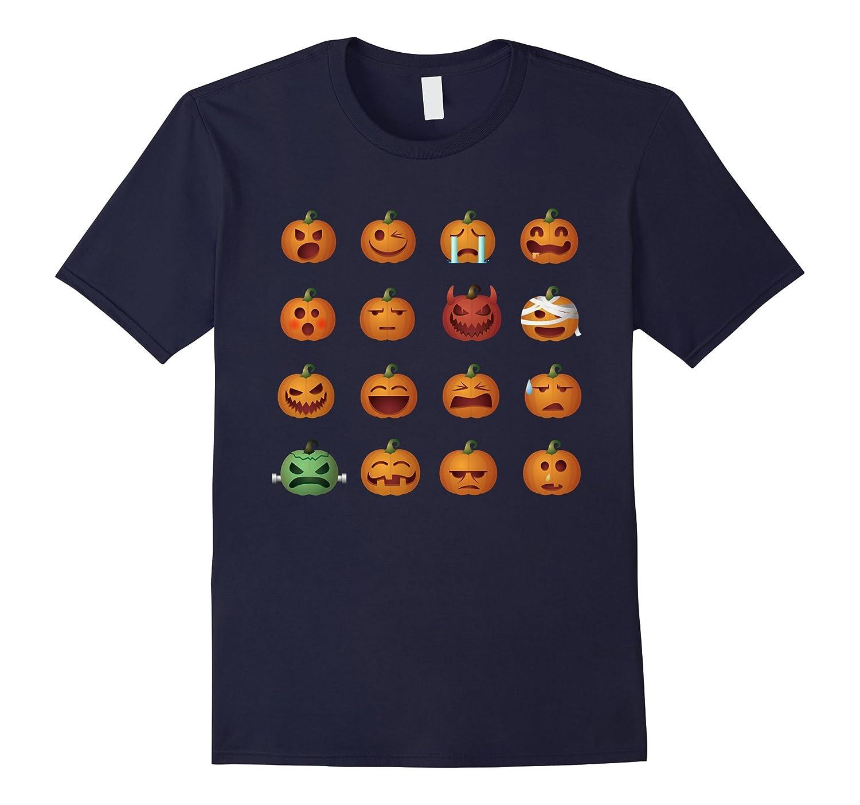Halloween Emojis t-shirt-TD