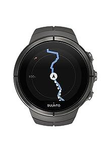 SUUNTO Spartan Ultra GPS Watch - Stealth Titanium - SS022657000
