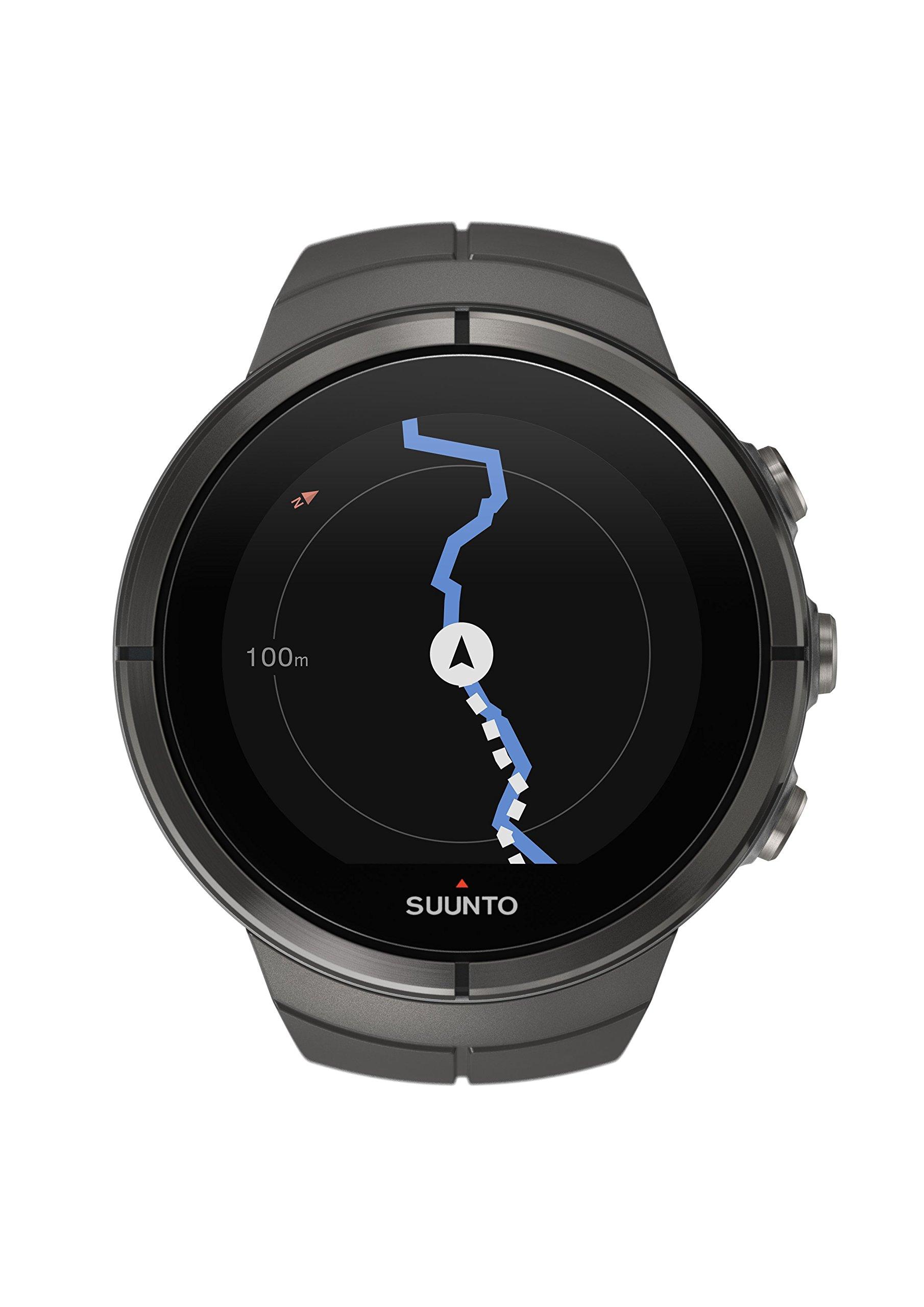 Suunto Spartan Ultra Stealth Titanium - Multisport GPS Watch