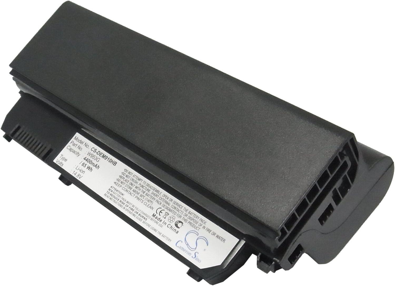 4400mAh Battery for DELL Inspiron 910, Inspiron Mini 9, Inspiron Mini 9n, PP39S, Vostro A90, Vostro A90n