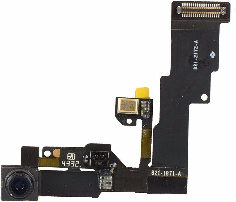 Camara Frontal HDR con Cable Flex//Sensor de Proximidad//Sensor de Luz//Cable Microfono//Facetime Smartex Camara Delantera Compatible con iPhone 7 Plus