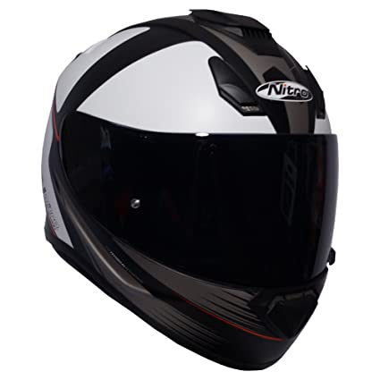 Amazon.es: Nitro N3100 Rival - Casco integral para ...