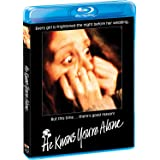He Knows You're Alone [Blu-ray]