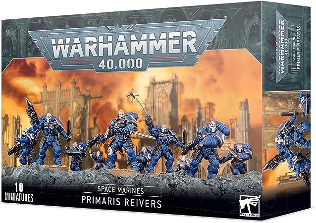Games Workshop Warhammer 40k: Space Marines - Primaris Reivers