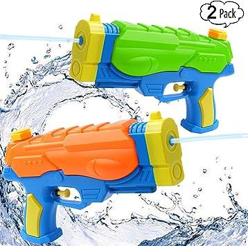 Pistolas de Agua para niños Adultos, Pistola de Chorro de Agua ...