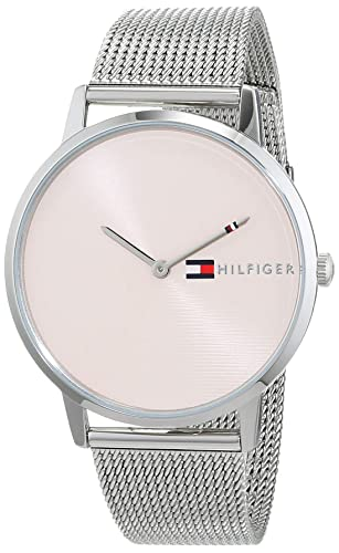 Tommy Hilfiger Reloj Analógico para Mujer de Cuarzo con Correa en Acero Inoxidable 1781970: Amazon.es: Relojes