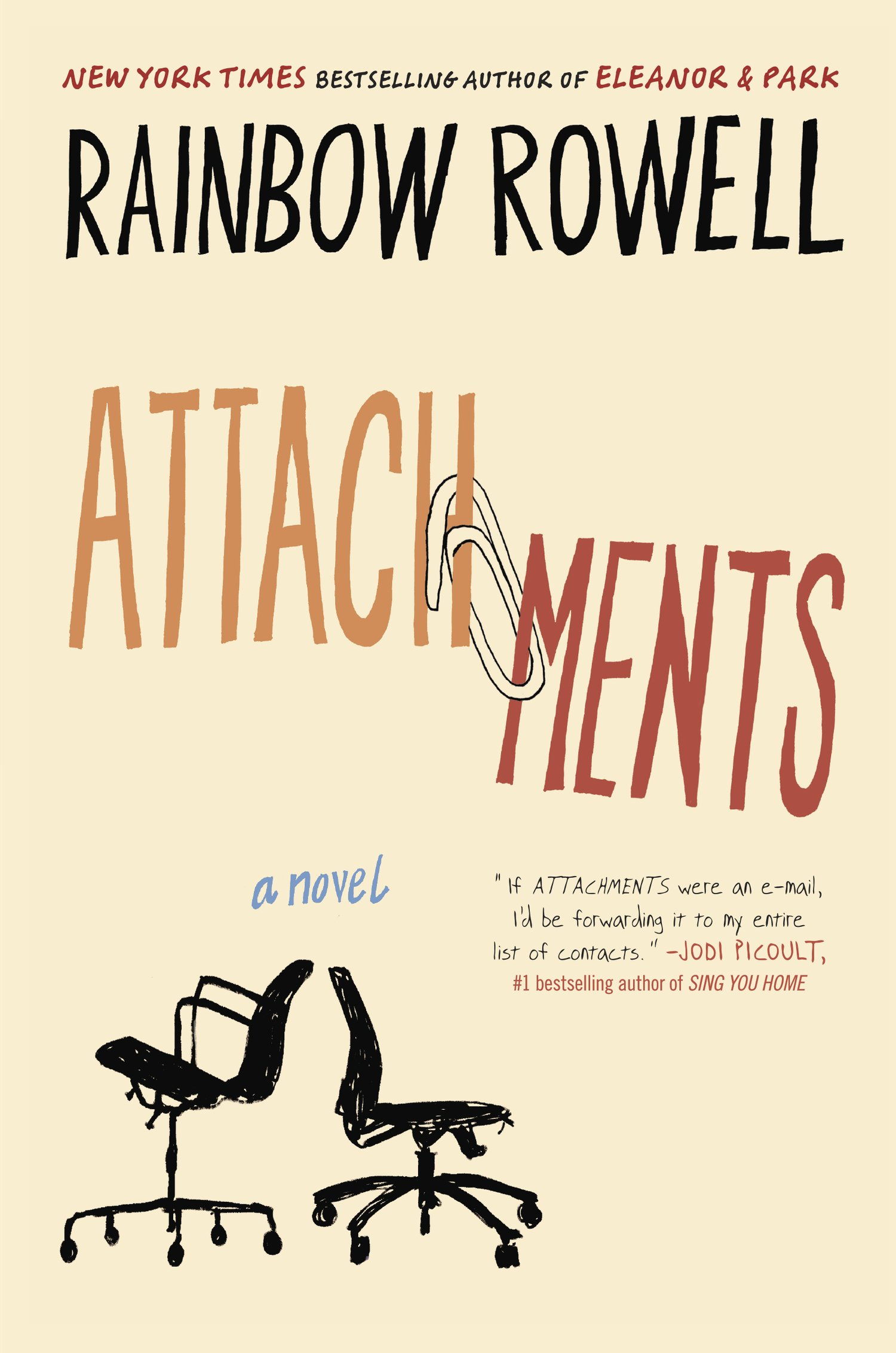Image result for attachments by rainbow rowell