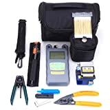 FTTH Fiber Cold Connection Tool Kit 19 in 1 with
