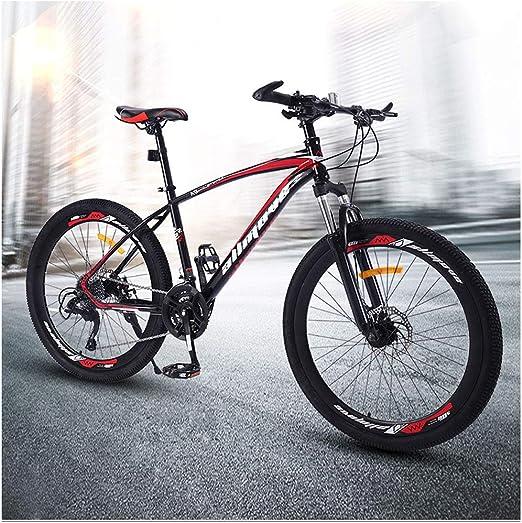 MTB Velocidad Fuera del Camino De La Bicicleta De Doble Absorción ...