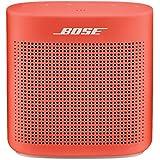 Bose SoundLink Color Bluetooth Speaker II - Coral Red