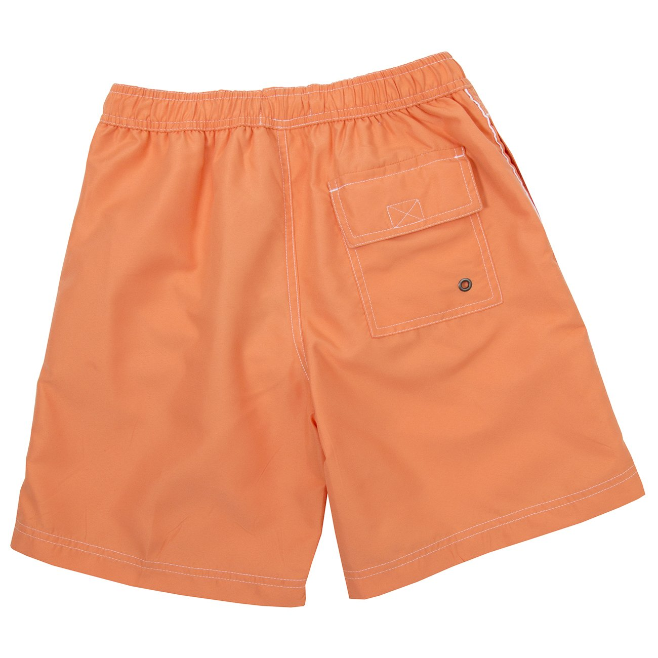 Cargo Bay Boys Swim Shorts with Piping Detail