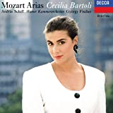 Mozart Arias ; Cecilia Bartoli