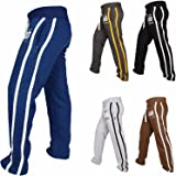 ARD Men's Fleece Joggers Track Suit Bottom Jogging Exercise Fitness Boxing MMA Gym Sweat Fleece Trousers
