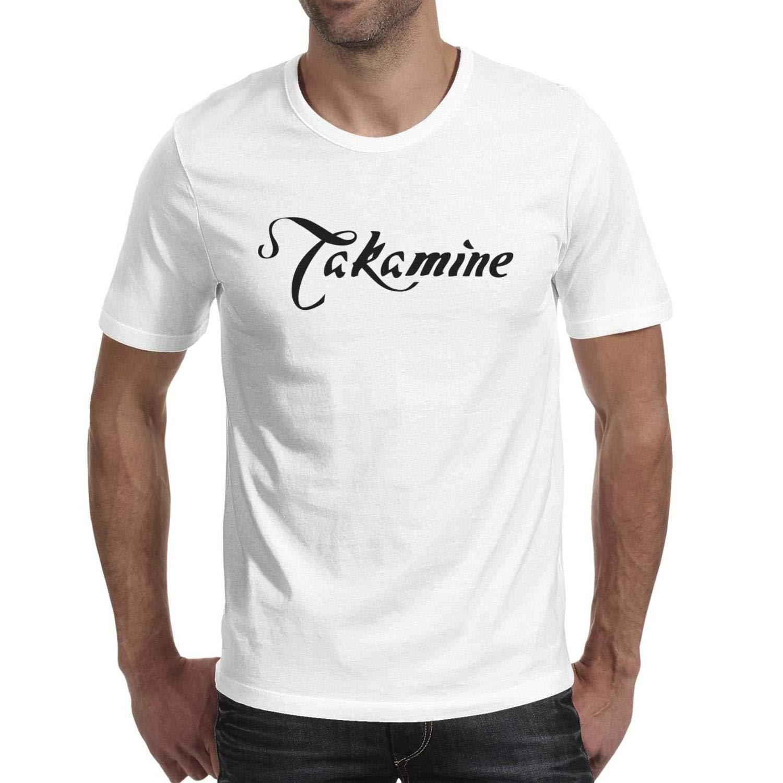 Theoranie Men's Summer Casual Short Sleeve Round Neck T Shirts by Theoranie
