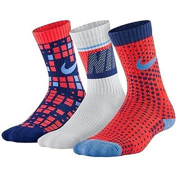 Nike 3P YTH Boys Graphic CTN Cush C - Calcetines para niño ...