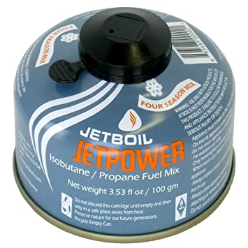 Amazon.com : Jetboil Jetpower Fuel : Camping Stove Replacement ...