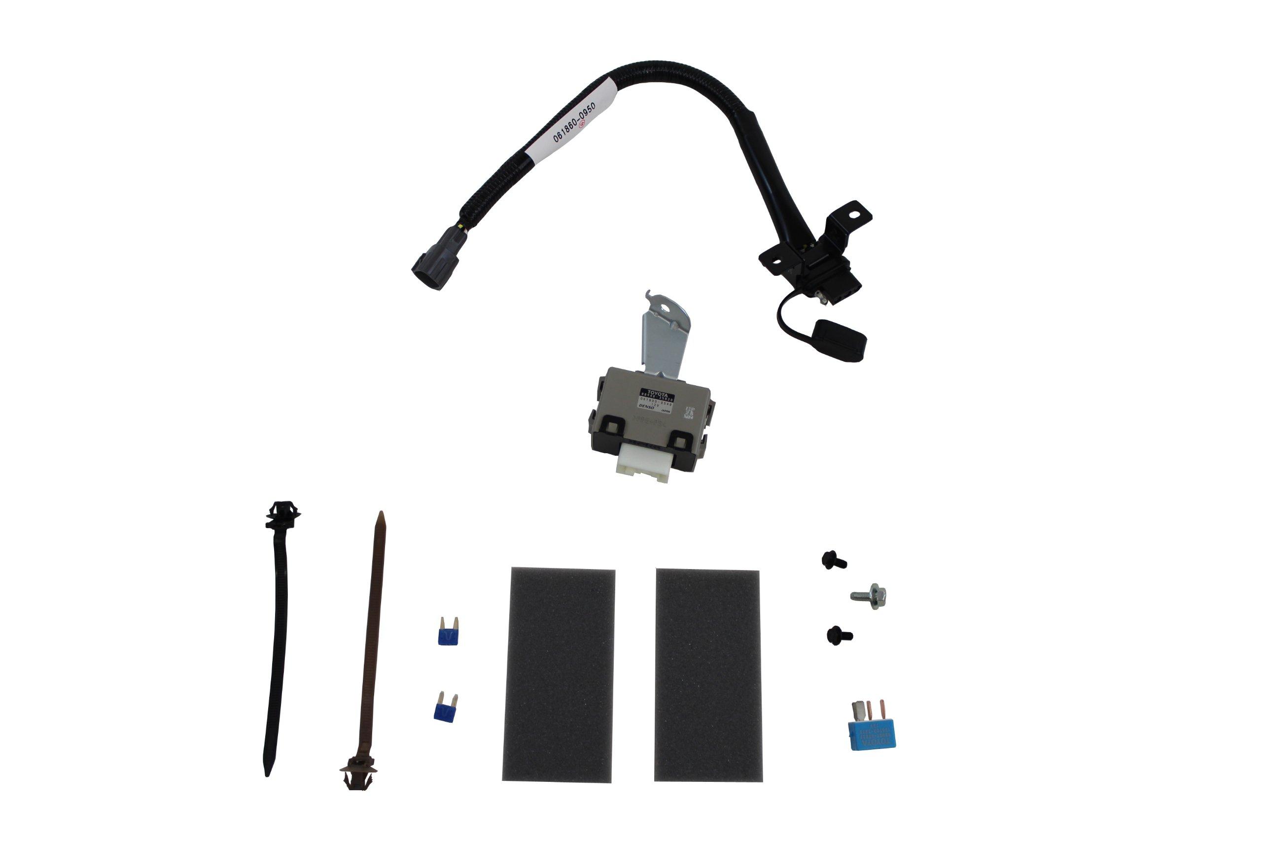 Genuine Toyota Accessories 08921-35870 Hitch Converter Kit